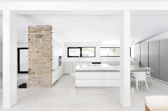 معایب کابینت سفید آشپزخانه